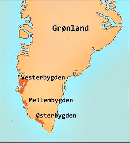The Norsemen in Greenland