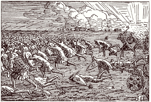 The Battle of Lyrskov Hede