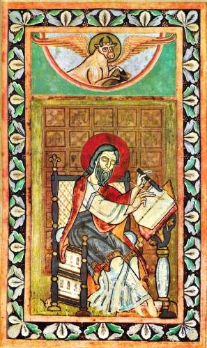 Miniature from the Dalby Book