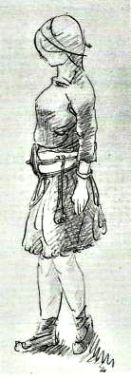 Reconstruction of the Egtved Girl