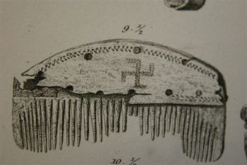 Comb from the Nydam find