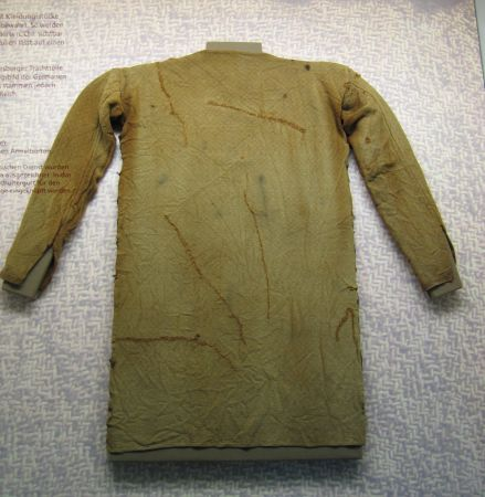 Garment from Thorsbjerg Mose