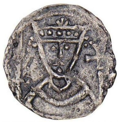 Canute the Sixth on coin