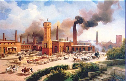 German factory 1840