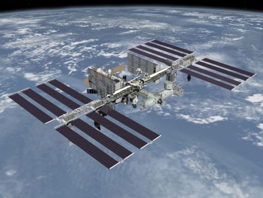 ISS - The international Space Station