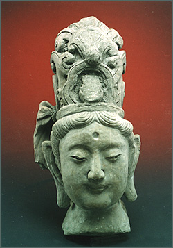 Bodisatva from the Liao period