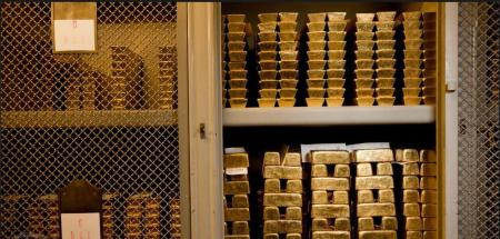 Dutch National Bank's gold reserves