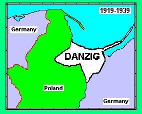 The free city of Danzig