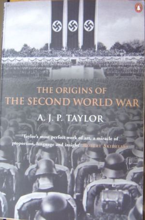 Taylor  wrote that both sides had responsibility for the diplomatic failures and blunders that led to the war