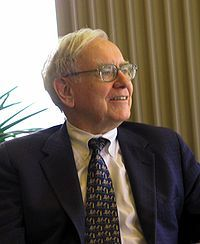 Warren Buffet - the famous american investor