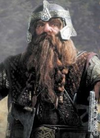 The Dwarf Gimli