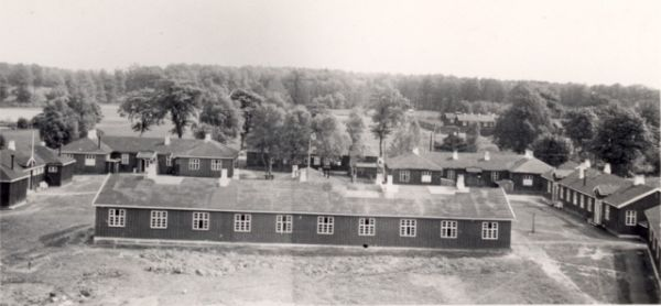 The Horserød camp - from Helsingør Leksikon